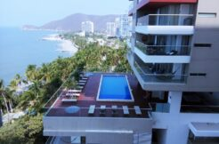 Apartamento de 2 habitaciones y 2 baños con visa al mar en Rocca Di Mare – 14