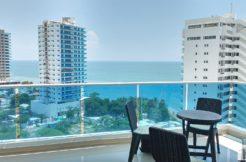 Apartamento 3 alcobas 4 baños con vista panorámica al Mar y las Montañas