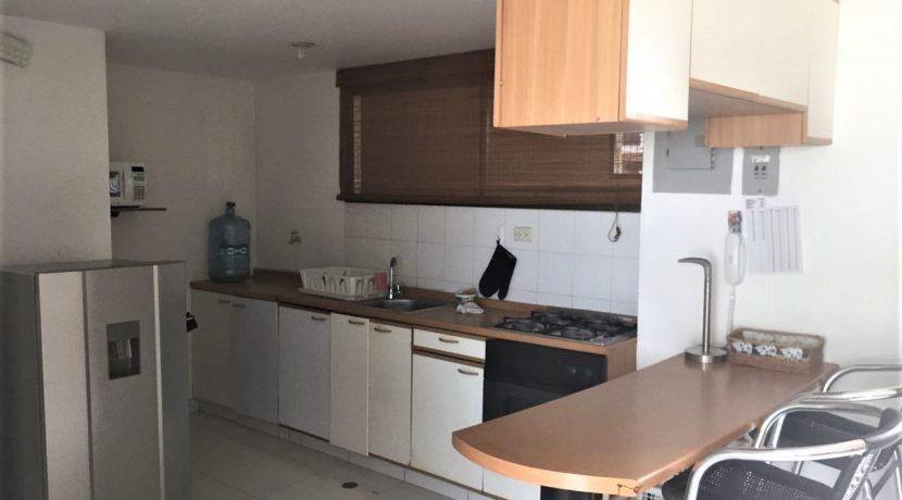 apartamento frente al mar en Bello Horizonte
