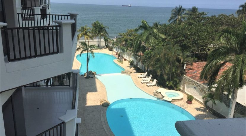 apartamento frente al mar en Bello Horizonte 02