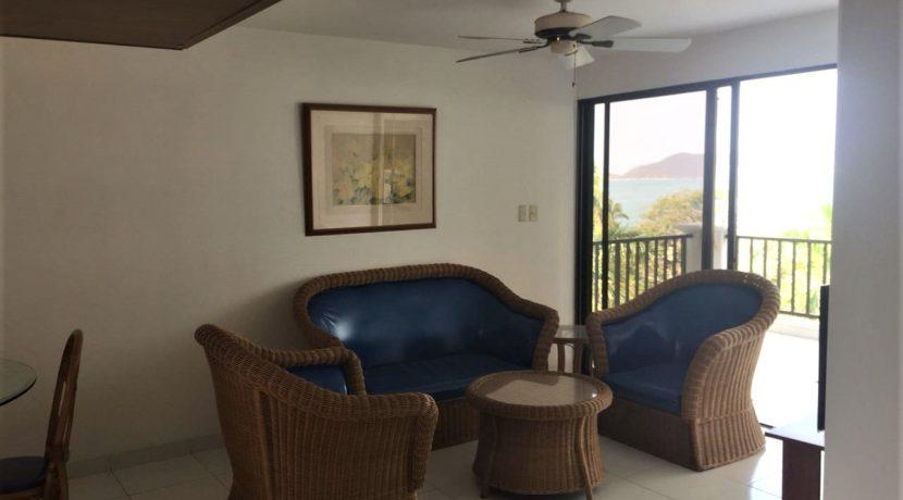 apartamento frente al mar en Bello Horizonte 03