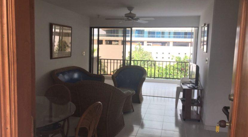 apartamento frente al mar en Bello Horizonte 05