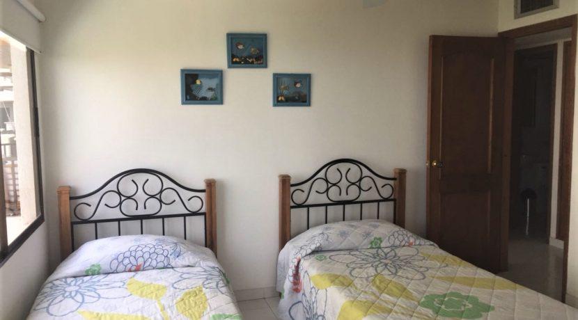 apartamento frente al mar en Bello Horizonte 11