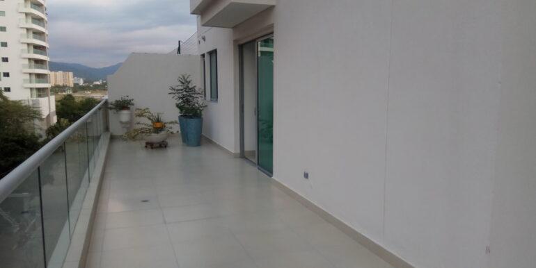 Apartamento de 2 habitaciones en Edificio Oceania Pozos Colorados_2