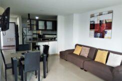 Apartamento en alquielr en El Rodadero 01