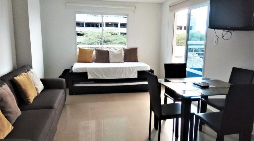 Apartamento en alquielr en El Rodadero 06