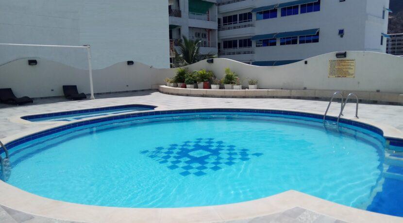 Apartamento una hab en Rodadero Sur