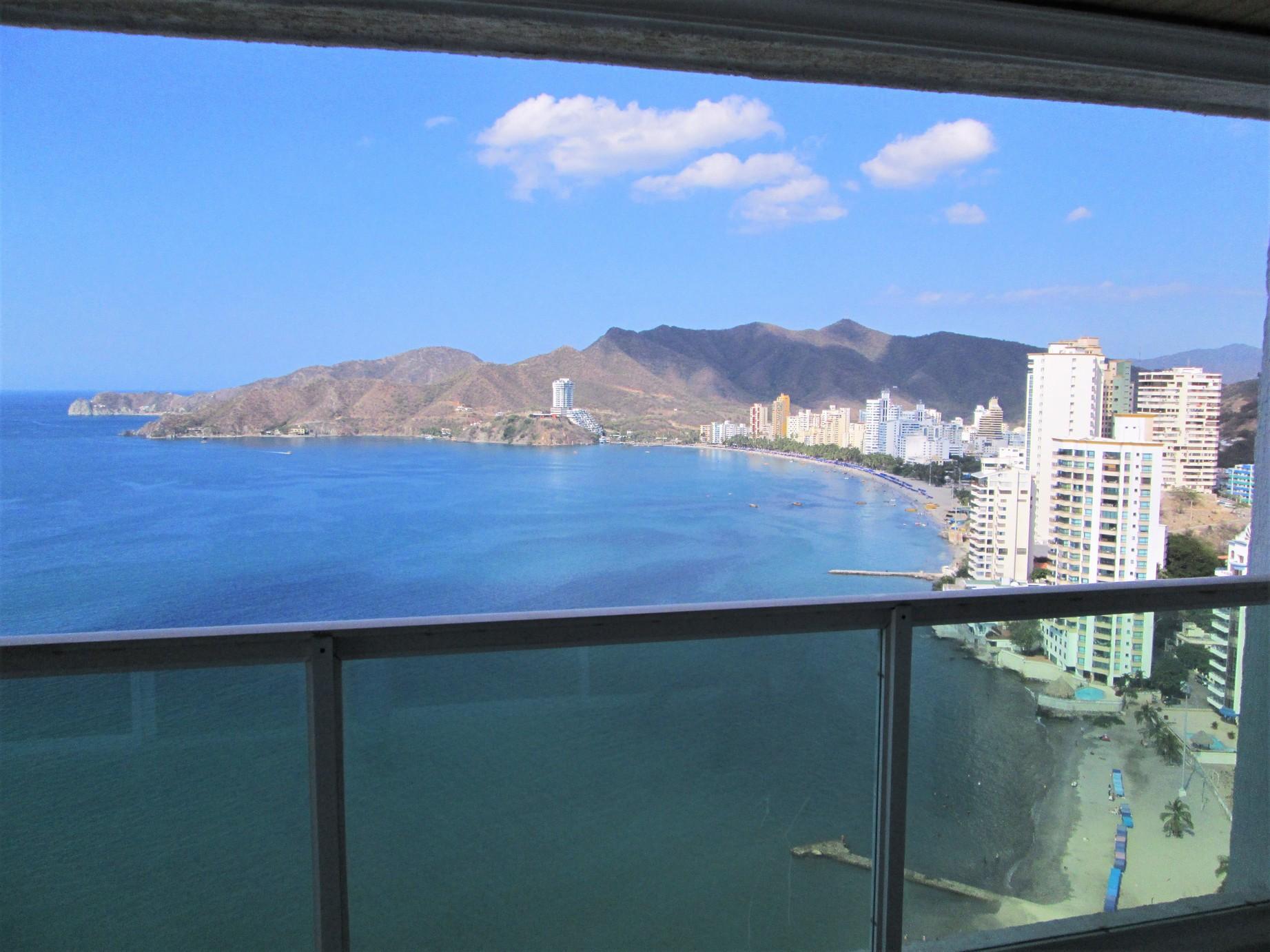 Excelente Penthouse, Espectacular Vista al mar