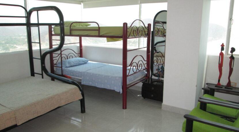 Apartamento 2 habitaciones en arriendo en Rodadero Sur_38