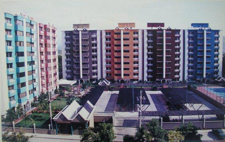 Vista panoramica del Condominio