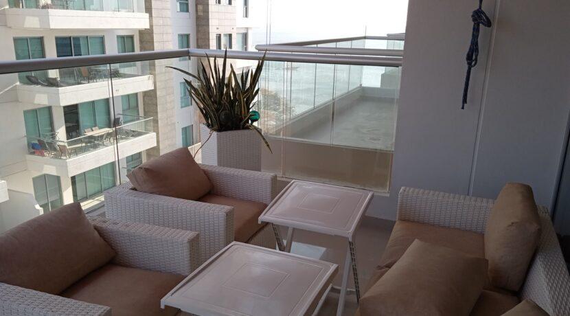 Apartamento dos alcoba 2 baños en Rocca Di Mare 009