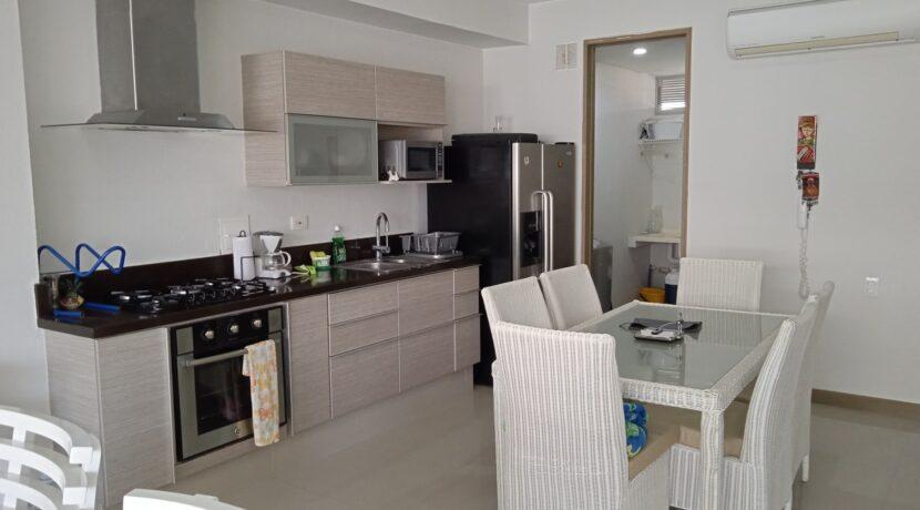 Apartamento dos alcoba 2 baños en Rocca Di Mare 015