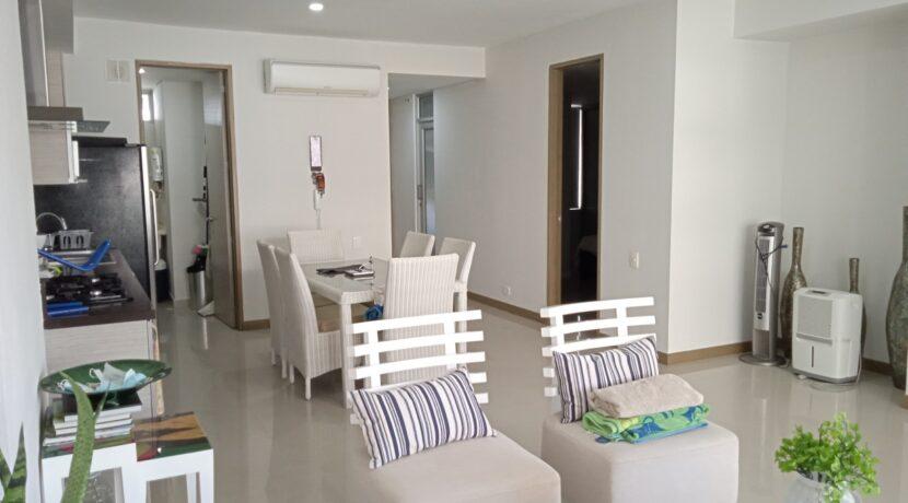 Apartamento dos alcoba 2 baños en Rocca Di Mare 033
