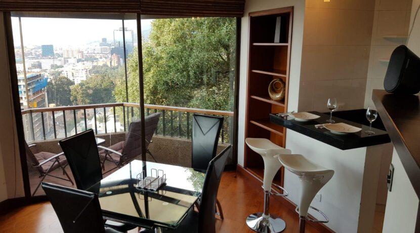 Apartamento en en venta en Chico Alto Bogota 014