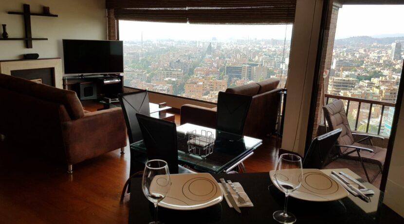 Apartamento en en venta en Chico Alto Bogota 021