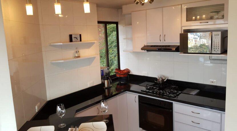 Apartamento en en venta en Chico Alto Bogota 022
