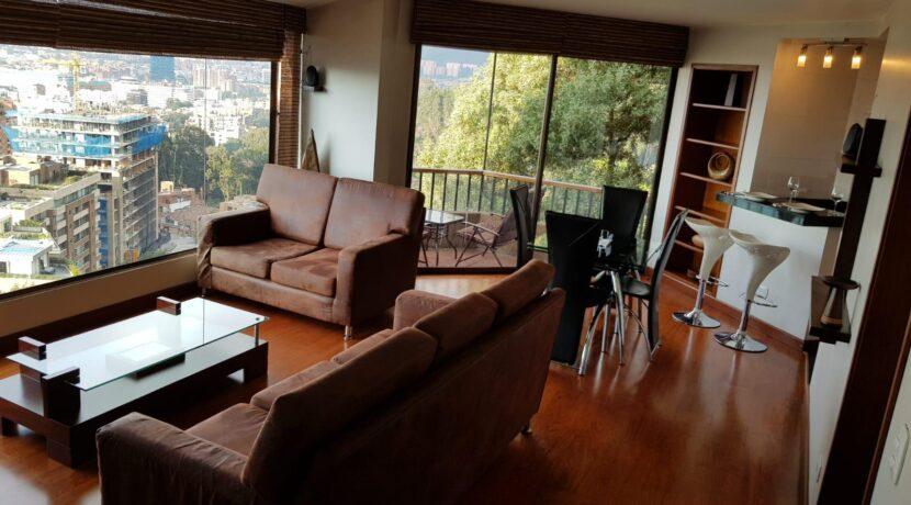 Apartamento en en venta en Chico Alto Bogota 026