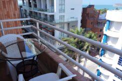 Apartamento de una habitacion a 100 metros del mar |Area 58 m2