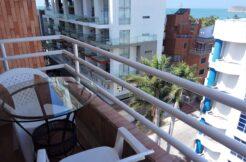 Apartamento de una habitacion a 100 metros del mar  Area 58 m2