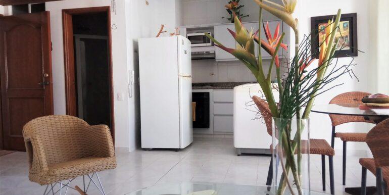 Apartamento en venta en Pozos Colorados 025